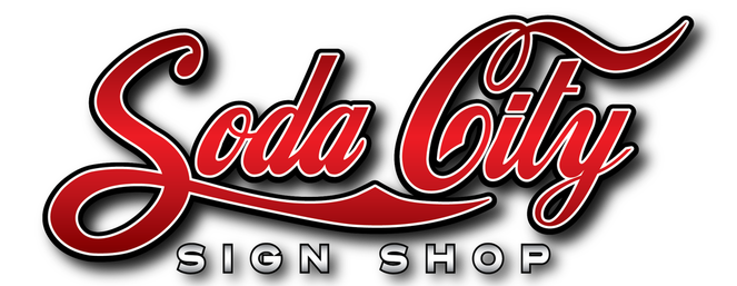 Soda City Sign Shop Columbia